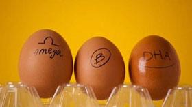 Việt Nam sản xuất thành công trứng gà giàu Omega 3