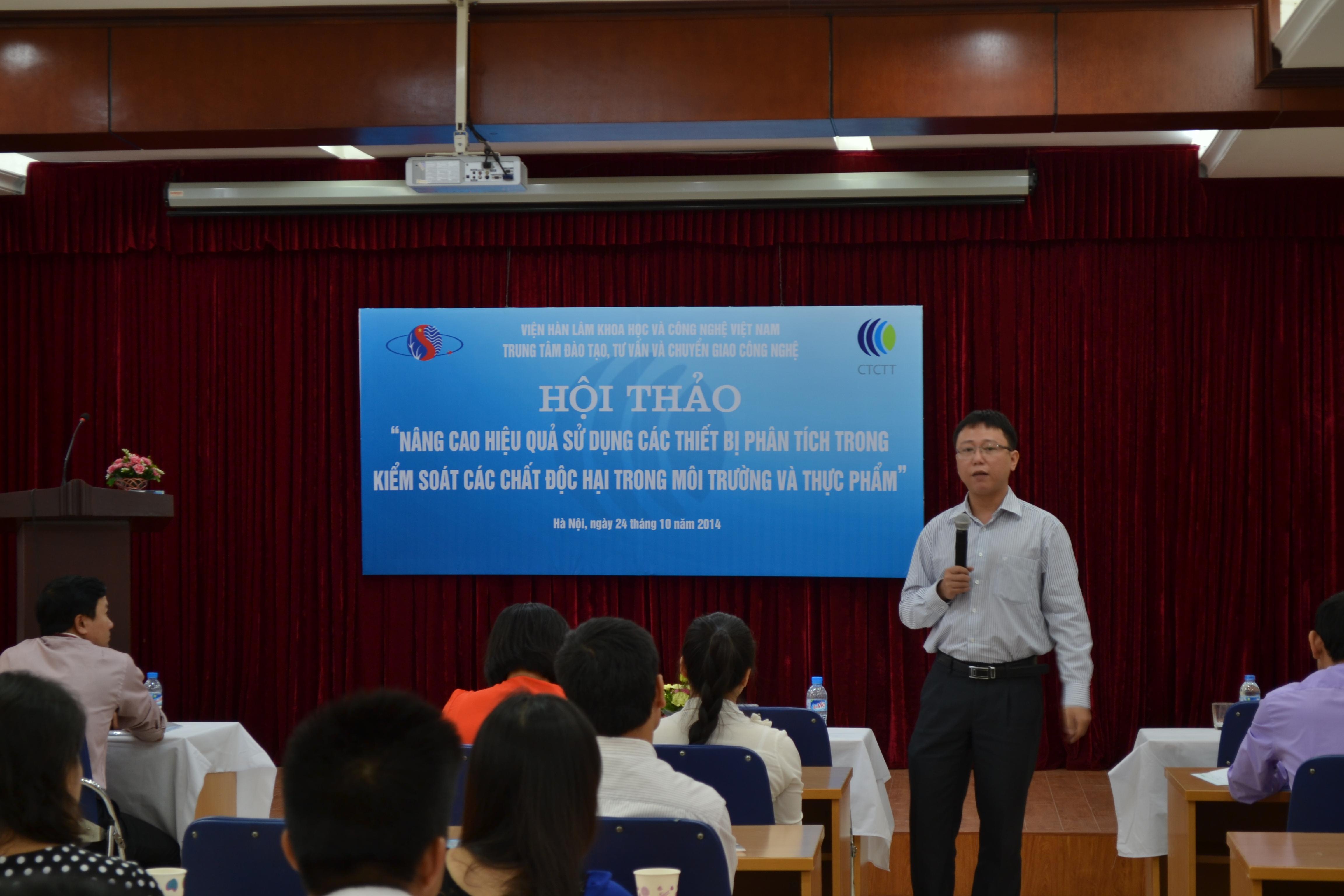 Góp ý và đề xuất xây dựng mới các Quy chuẩn kỹ thuật quốc gia về An toàn thực phẩm