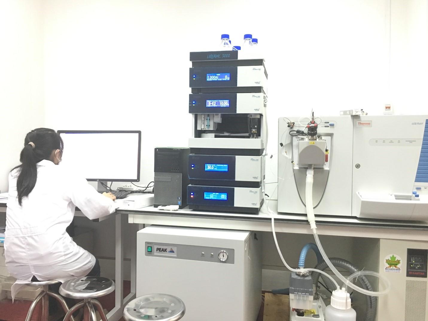 Hệ thống thiết bị sắc ký lỏng ghép khổi phổ (HPLC/MS)