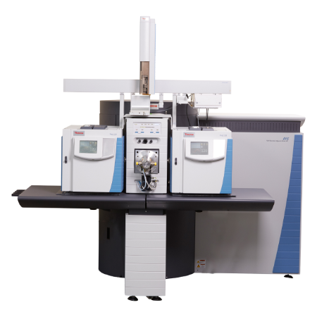 Hệ thống sắc ký khí ghép nối khối phổ độ phân giải cao (GC-HRMS)