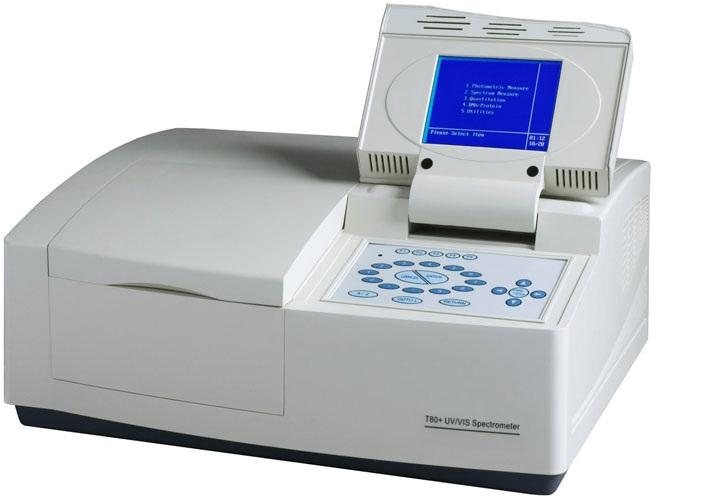 Máy đo quang UV VIS hai chùm tia