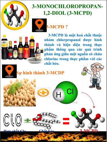 Nghiên cứu xác định chất độc trong bảo quản và chế biến thực phẩm - Mã số đề tài: VAST.TĐ.TP.03/16-18
