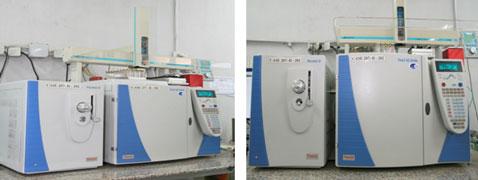 Hệ thống sắc ký khí ghép khối phổ đầu dò Ion Trap
