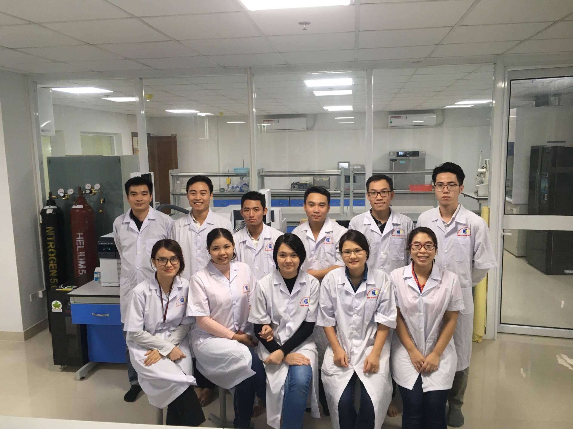 Dự án tăng cường năng lực phòng thí nghiệm trọng điểm cấp Viện Hàn lâm Khoa học và Công nghệ Việt Nam về an toàn thực phẩm và môi trường