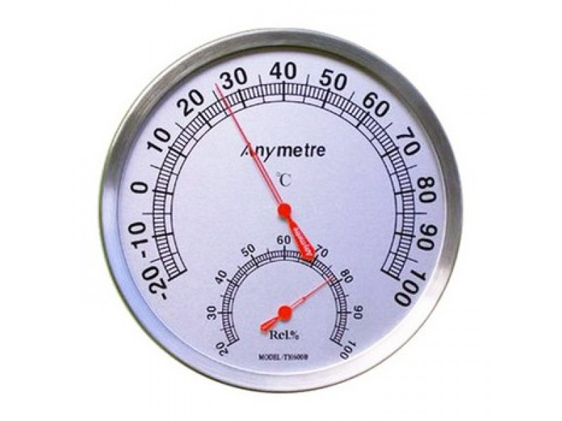 Nhiệt ẩm kế treo tường TH600B Anymetre