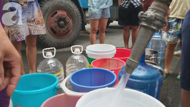 Kết quả xét nghiệm chính thức vụ nước có mùi khét ở Hà Nội: Chất Styren từ dầu thải gây ra có thể gây ung thư