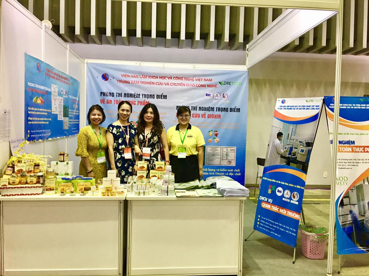 """Tham dự sự kiện """"Triển lãm Quốc tế Công nghiệp Thực phẩm Việt Nam 2019 (Vietnam Foodexpo 2019)"""" tại thành phố Hồ Chí Minh năm 2019"""