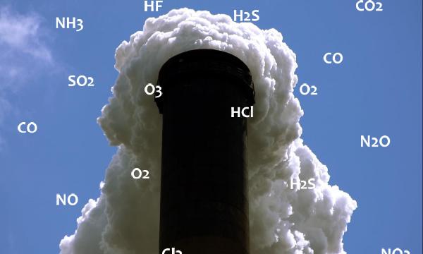 Thế nào là quan trắc môi trường khí thải