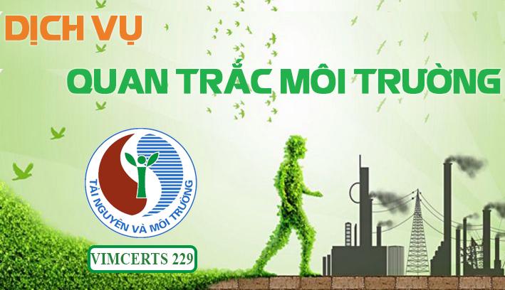 Phân tích nước thải công nghiệp theo tiêu chuẩn QCVN Việt Nam